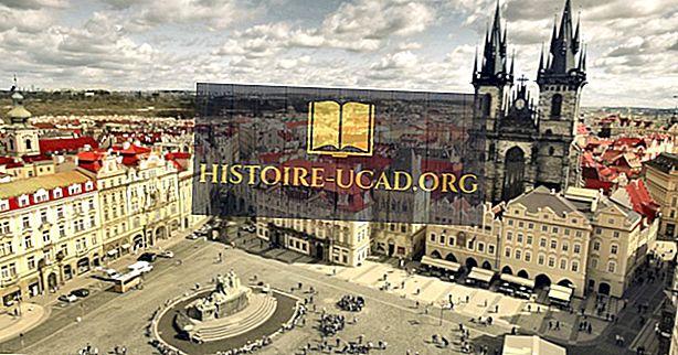 Principales religions pratiquées en République tchèque