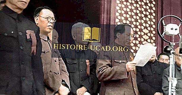 Pemimpin Komunis China Melalui Sejarah