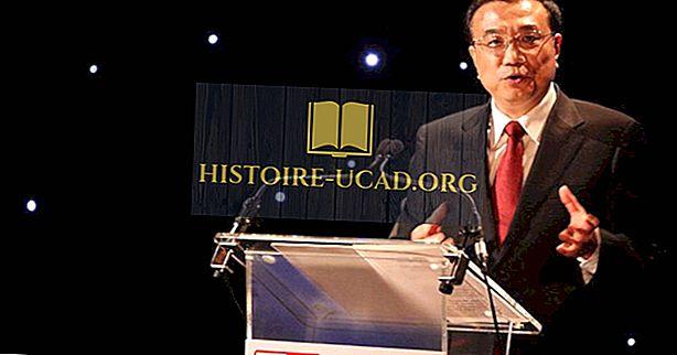 Premiers van communistisch China door de geschiedenis heen