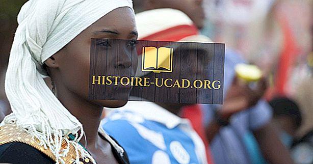 Groupes ethniques du Mozambique