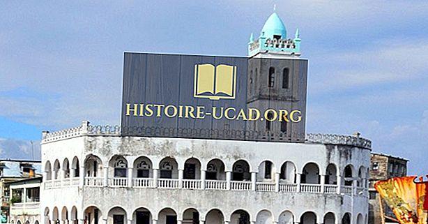 Náboženství V Komorech Dnes