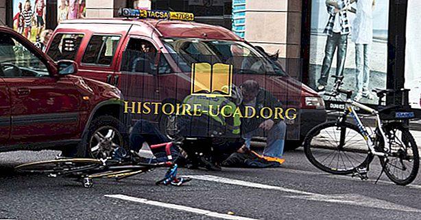 Nejsmrtelnější americké státy pro cyklisty