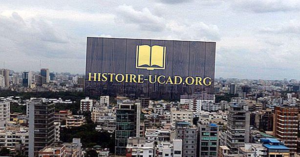 बांग्लादेश में सबसे बड़े शहर