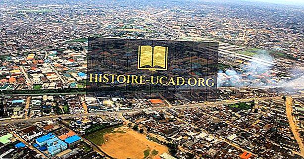 Lielākās pilsētas Nigērijā