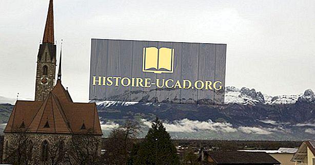 Reliģiskās pārliecības Lihtenšteinā
