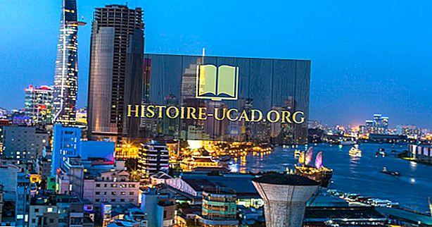 वियतनाम में सबसे बड़े शहर