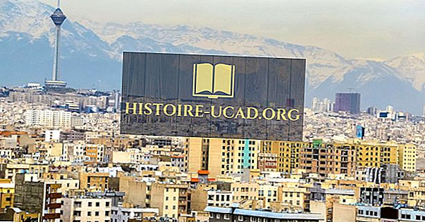 Největší Města v Íránu