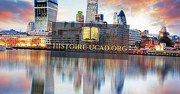 As maiores cidades do Reino Unido