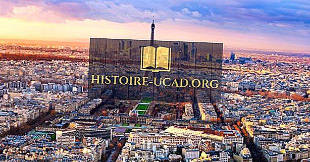 Les plus grandes villes de France