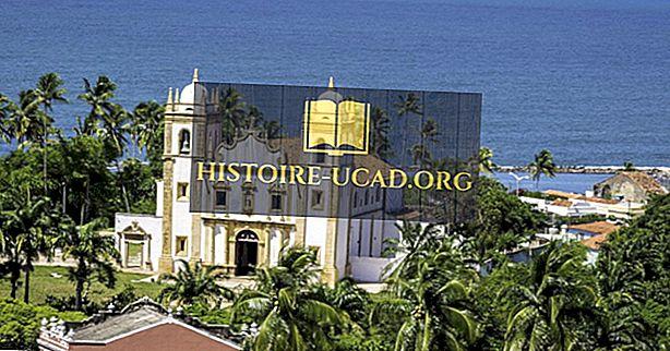Brazīlijas galvenās reliģijas
