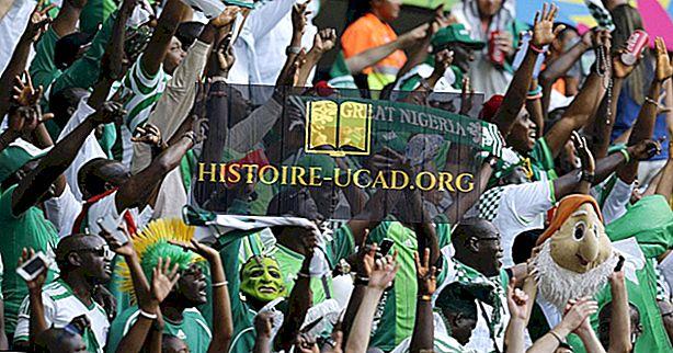 Največje etnične skupine v Nigeriji