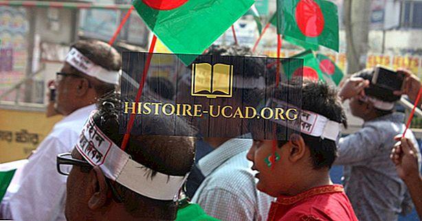 المجموعات العرقية في بنغلاديش