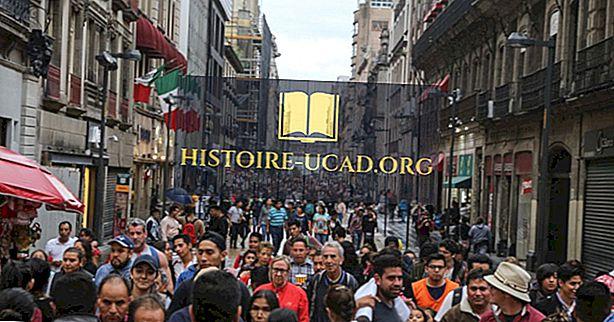 मेक्सिको में सबसे बड़ा जातीय समूह