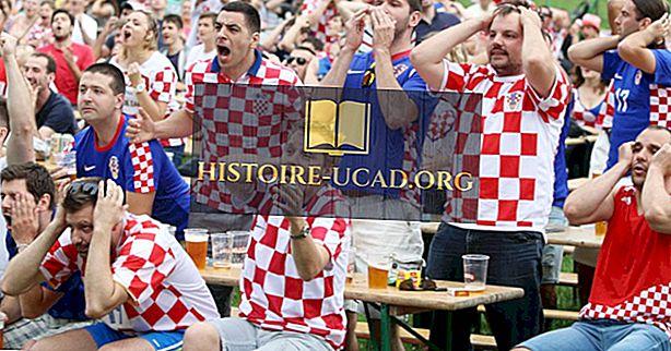 أكبر المجموعات العرقية في كرواتيا