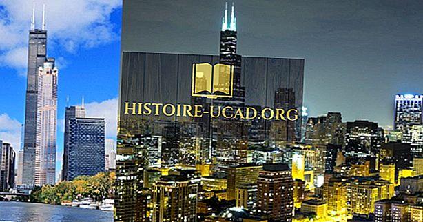 Højeste bygninger i Chicago