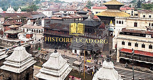 Verska prepričanja v Nepalu