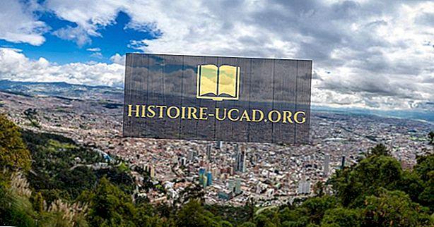 Største byer i Colombia