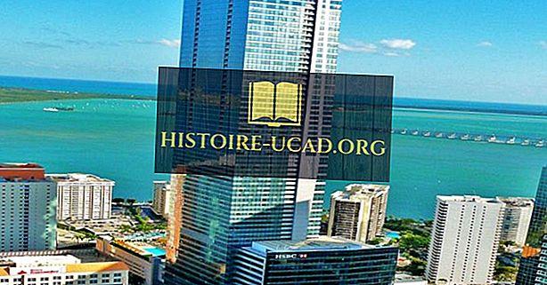 Högsta byggnader i Miami