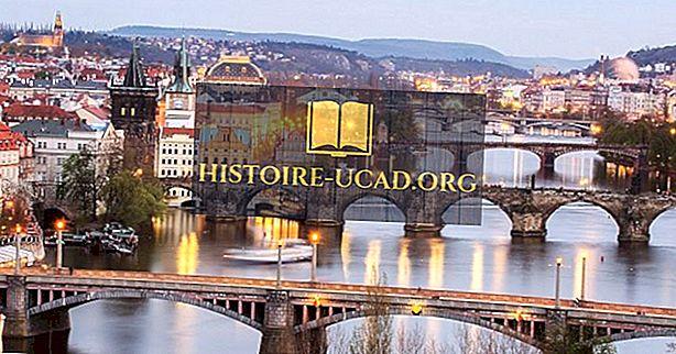 Največja mesta na Češkem (Češka)