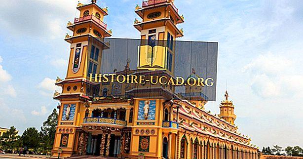 Agama-Agama Besar di Vietnam