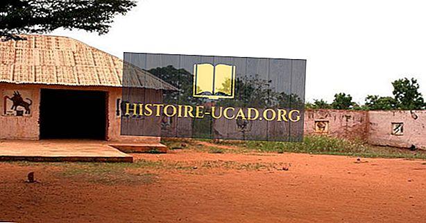Démoni királyi paloták, Abomey, Benin