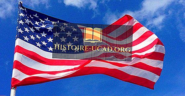 Što znače boje američke zastave?