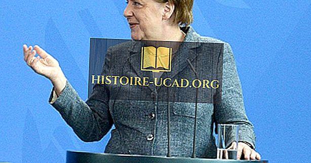 Chanceliers de l'Allemagne moderne