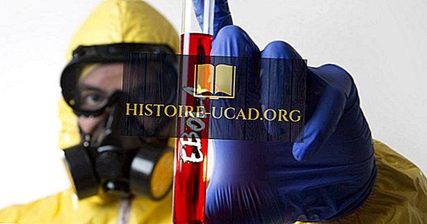 Činjenice o eboli: bolesti svijeta
