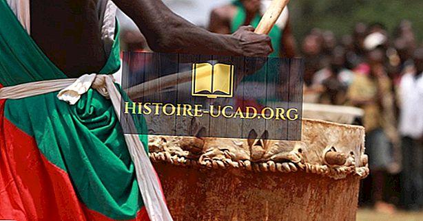 Най-големите етнически групи в Бурунди
