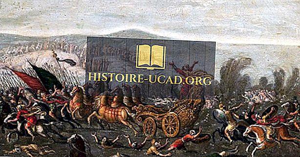 Pertempuran Terbesar Dalam Sejarah Israel Dan Alkitab Kuno
