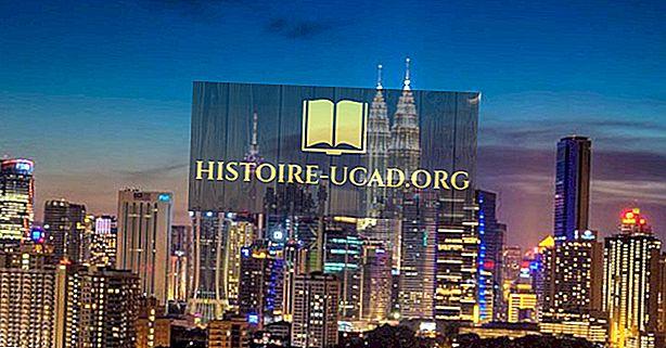 เมืองที่ใหญ่ที่สุดในมาเลเซีย