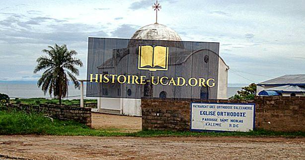 कांगो लोकतांत्रिक गणराज्य (कांगो-किंशासा) में धार्मिक विश्वास