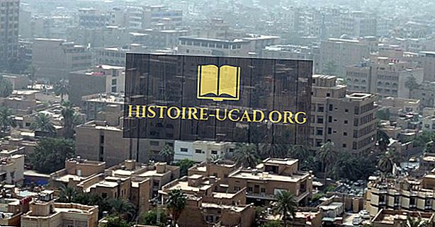 As maiores cidades do Iraque