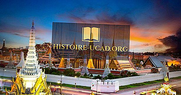 Wichtige Religionen in Thailand