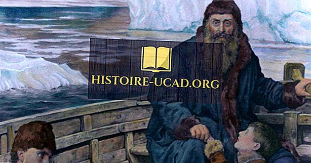 Henry Hudson: Pasaulio tyrinėtojai