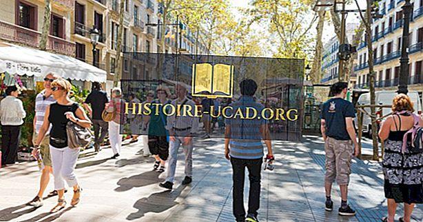 Največje etnične manjšine v Španiji