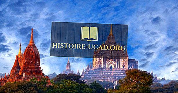 المعتقدات الدينية في ميانمار (بورما)