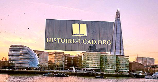 Bangunan Paling Tinggi Di London