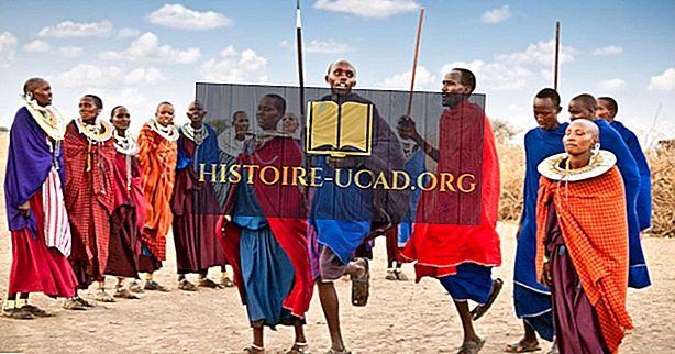 Groupes ethniques de Tanzanie