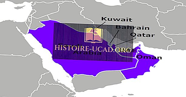 Страните от Съвета за сътрудничество в Персийския залив (ССПЗ)
