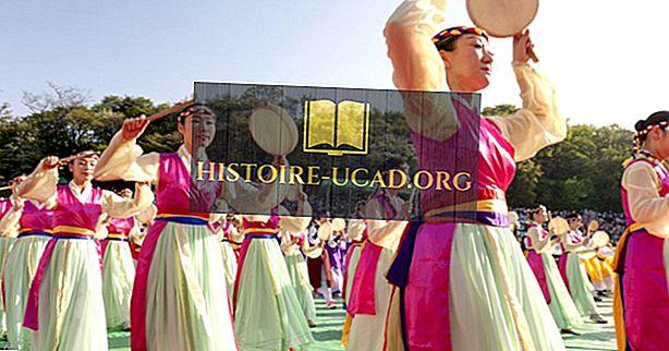 Etnilised vähemused ja sisserändajad Lõuna-Koreas
