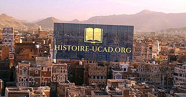 เมืองที่ใหญ่ที่สุดในเยเมน