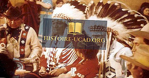 Hvem er Blackfeet-stammen?