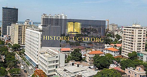 Las ciudades más grandes en Mozambique