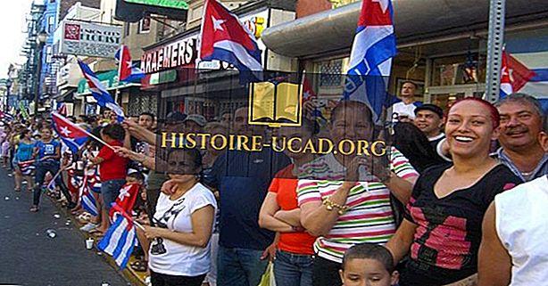 Kaj je prebivalstvo Kube?