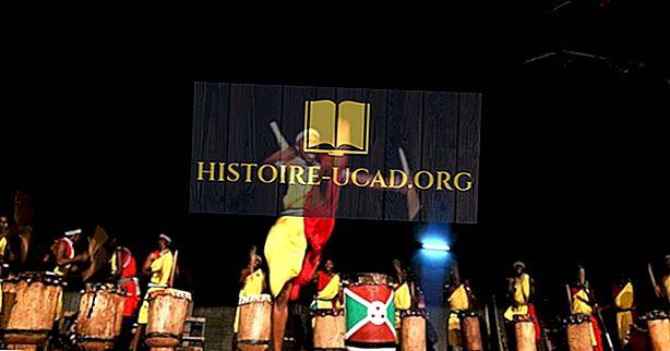 Suurimmat etniset ryhmät Ugandassa