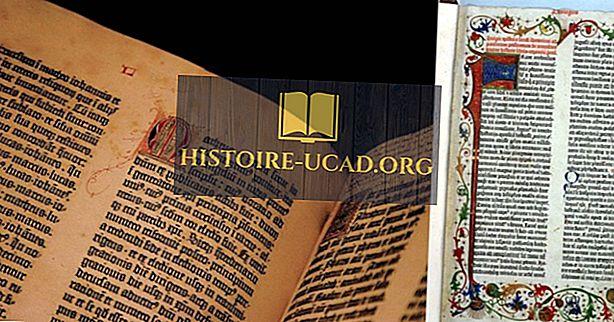 グーテンベルク聖書は何ですか?