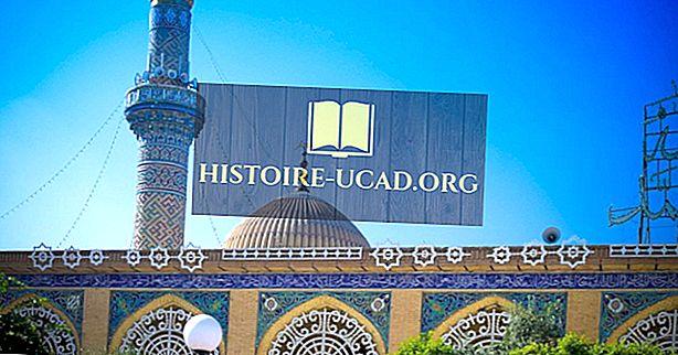 Creencias y libertades religiosas en Irak
