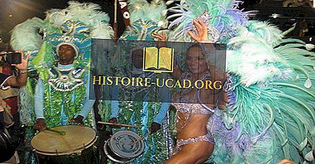 Mis on Brasiilia Samba tants?