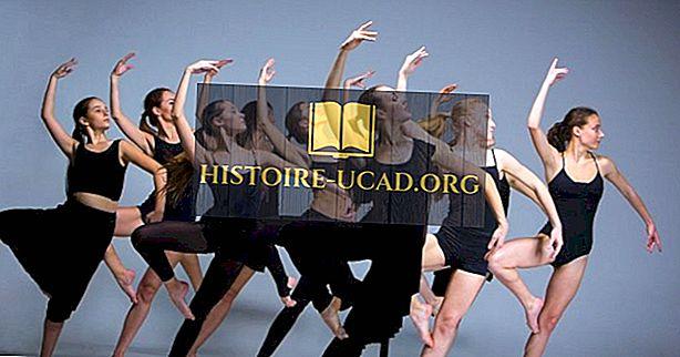 Где је балет настао?